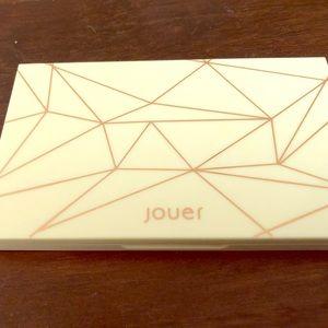Jouer Rose Gold Eyeshadow Palette